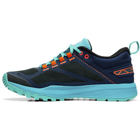 asics FujiLyte XT Schuhe Damen aquarium/black